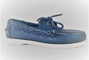 SEBAGO DOCKSIDE DO CRAZY BLUE NAVY