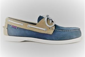 SEBAGO DOCKSIDE SPINNAKER blue navy grey