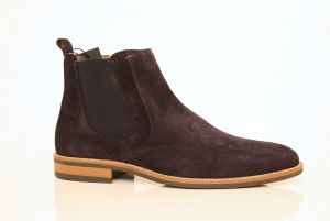 Tommy hilfiger heren ESSENTIAL SUEDE CHELSEA BOOT